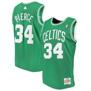 NBA Nike Boston Celtics Paul Pierce Jersey 34